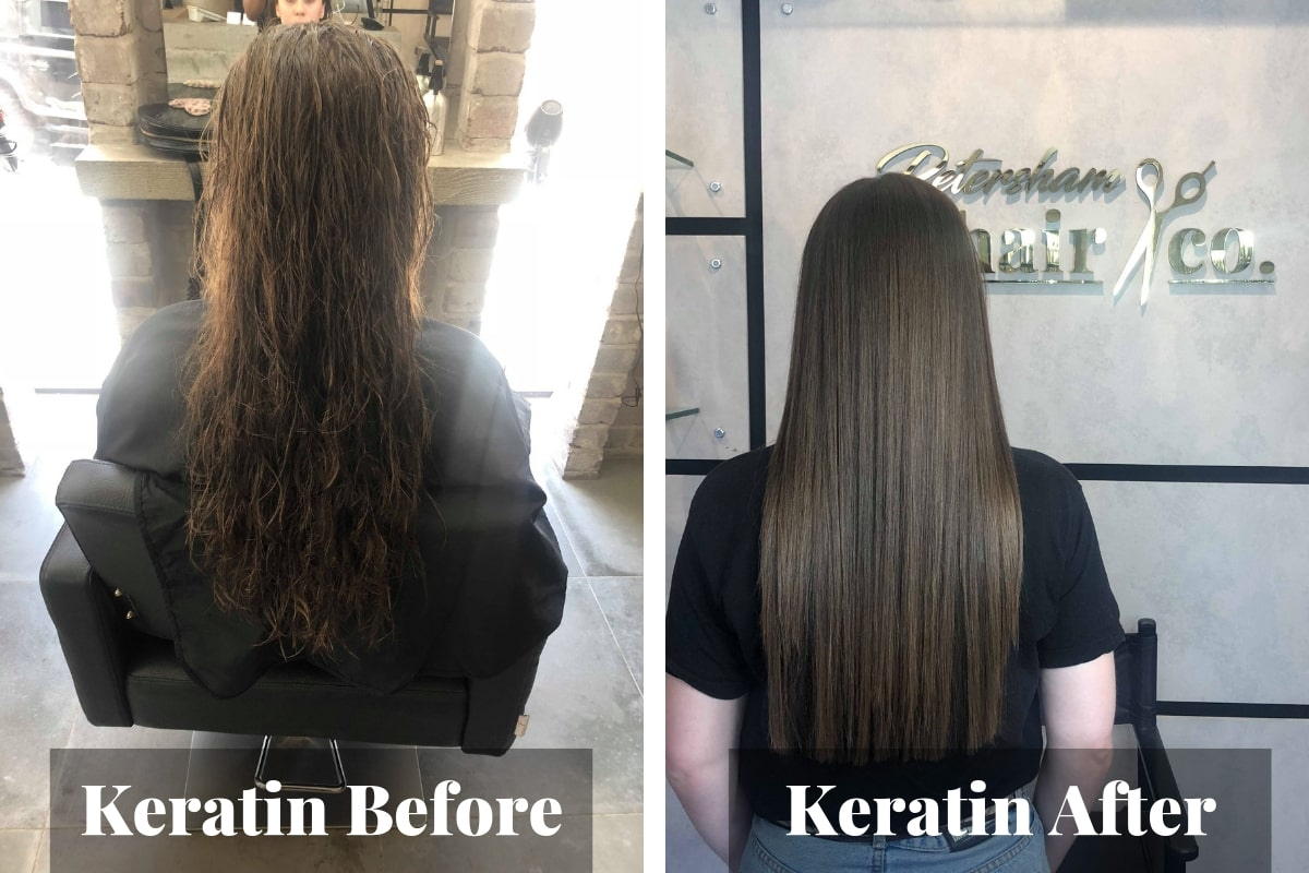 keratin-before-after