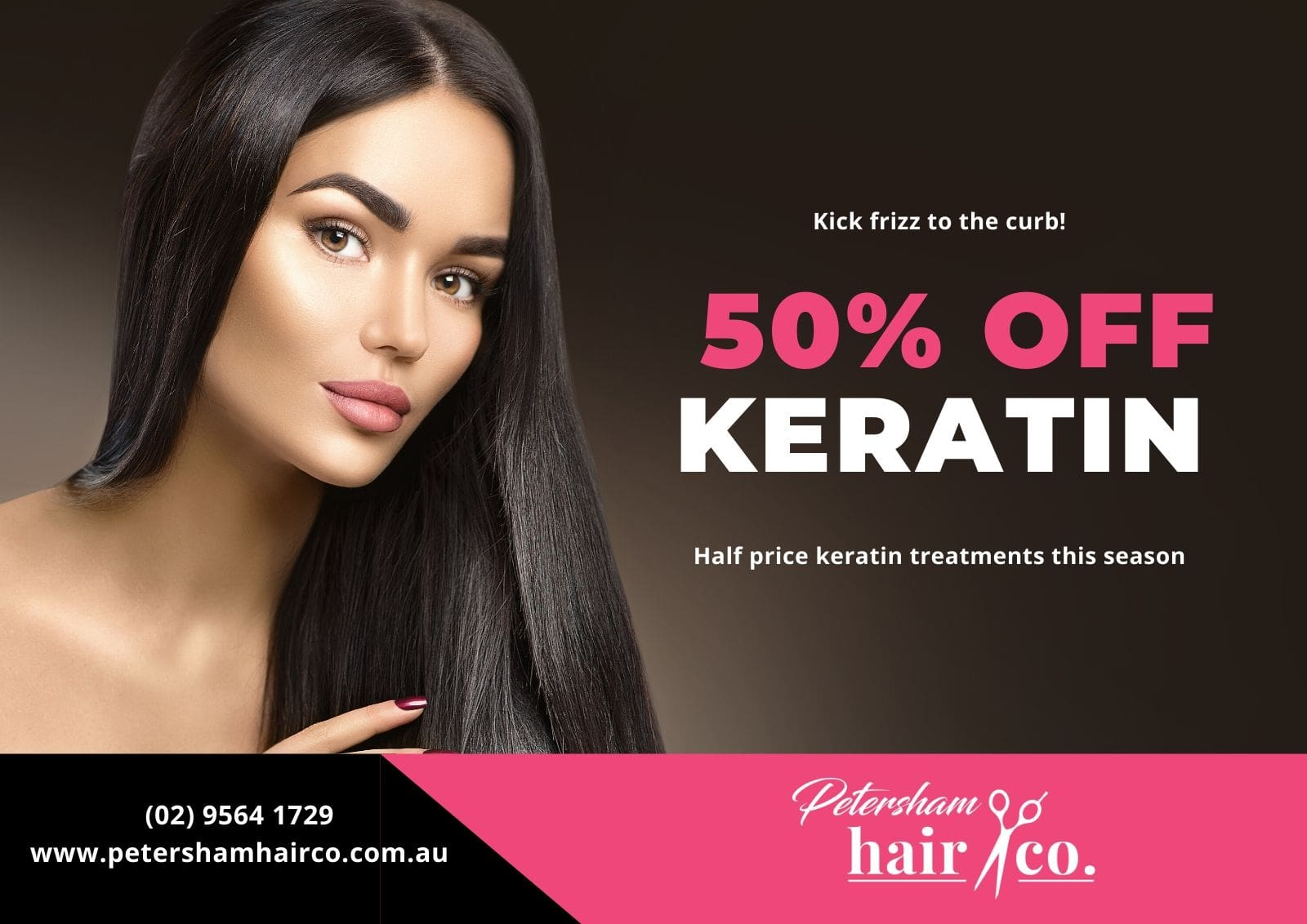 keratin hair deal